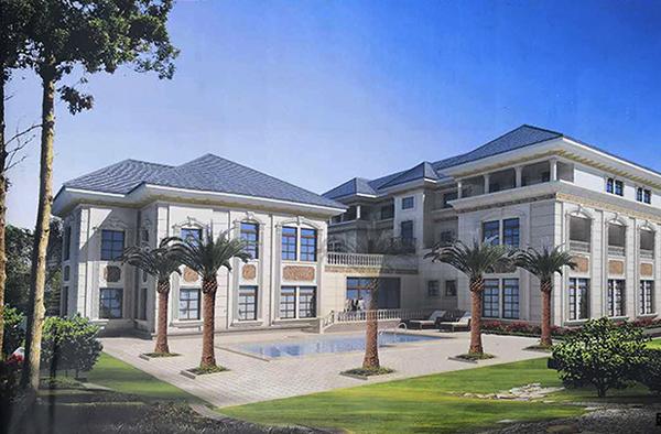 尼日利亚别墅及安装图解
