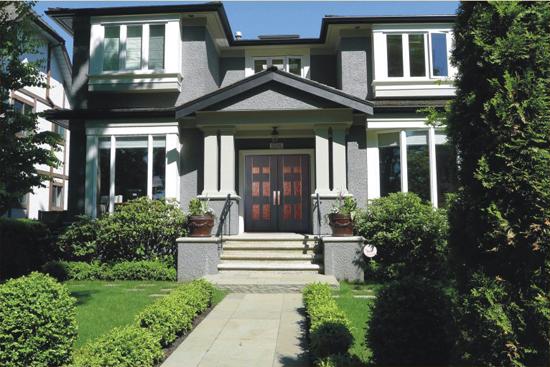 加拿大温哥华别墅